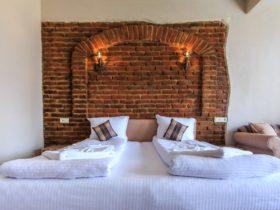апартамен стандарт спалня